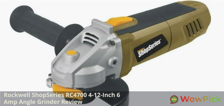Rockwell ShopSeries RC4700 4 Review