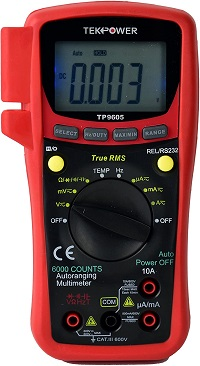 TekPower TP9605BT Digital Wireless Multimeter