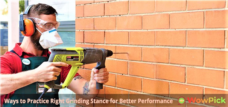 Practice Right Grinding Stance for Better Performance