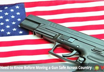 What Do You Need to Know Before Moving a Gun Safe Across Country?