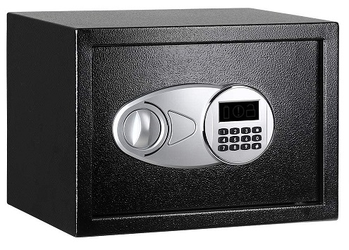 AmazonBasics Security Safe 0.5 Cubic