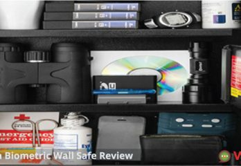 The Barska Biometric Wall Safe Review