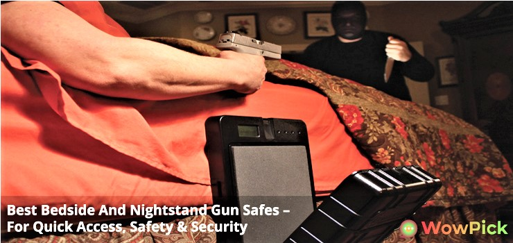 Best Bedside And Nightstand Gun Safes
